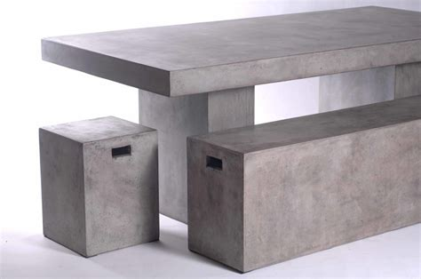 Concrete Table L by 71 Quot L Dining Table Desk Solid Concrete Cement Modern