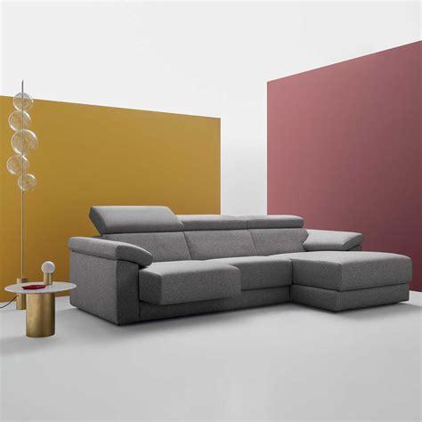 promo divani divano con poggiatesta reclinabile boston promo diotti