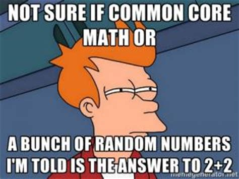 Common Core Math Meme - common core math meme kappit