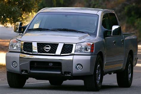 2007 Nissan Titan 2007 nissan titan overview cars