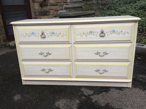 White Provincial Dresser by Provincial Style Dresser And Stand