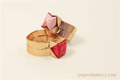 valentine origami tutorial lovers ring 75 best my man and me images on pinterest thoughts