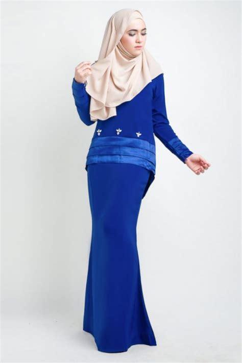 Kebaya Brukat Mermaid Terkini baju kurung moden mermaid di lovelysuri angellist