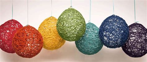 String Decoration by Another Design Decorations String Balls