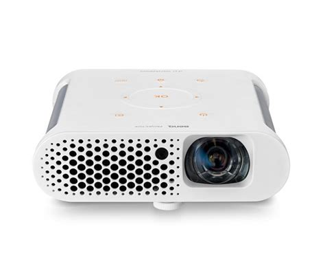 Led Proyektor Benq benq launches portable led projector gs1 ledinside