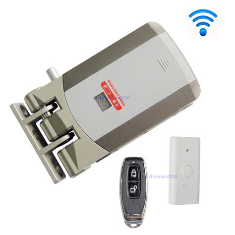 Remote Door Lock Home by Wireless Door Lock Electric Home Anti Theft Lock For Home