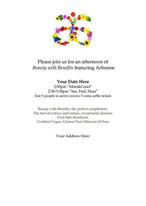 Arbonne Party Invitation Templates Arbonne 14772470 Pinterest Arbonne Products Arbonne Free Arbonne Flyer Templates
