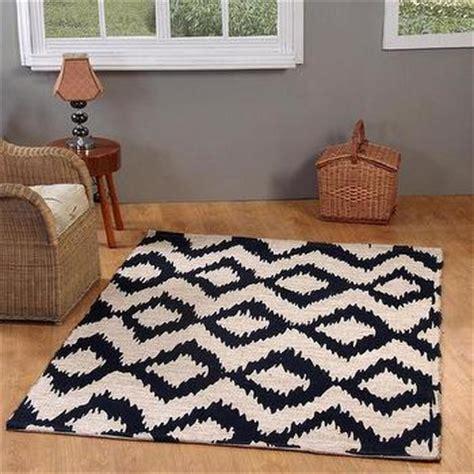 overstock ikat rug nuloom handmade ikat wool rug 7 6 x 9 6 overstock