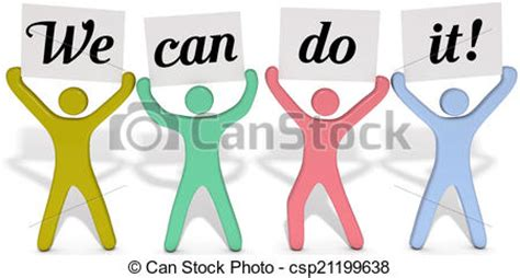 you can do it clipart clip we can do it clipart