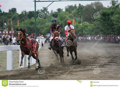 Cacing Wonogiri race editorial stock photo image 33231008