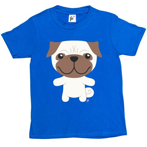 pug t shirt uk smiling pug t shirt available in 5 colours i pugs