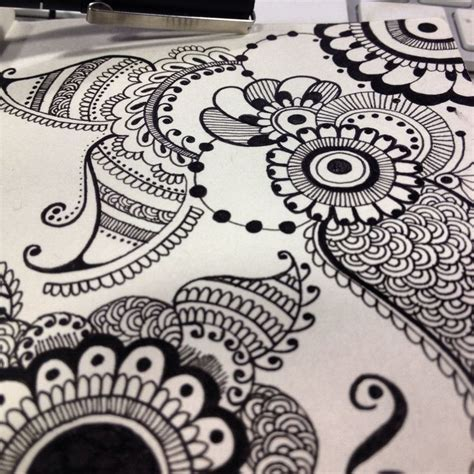 aztec pattern drawings color 11 best images about aztec flowers on pinterest drawing