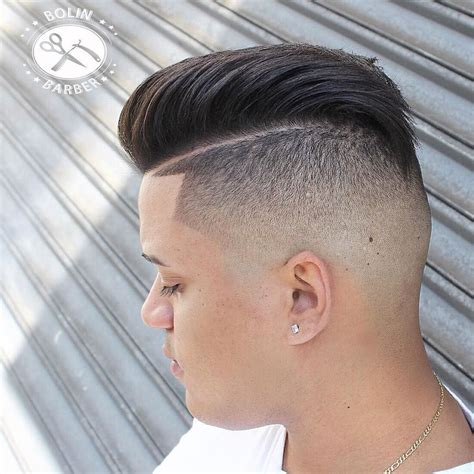 blast fade hairstyle 60 new haircuts for men