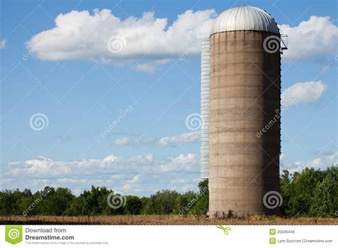 image silo concrete silo stock image image of image silo farm