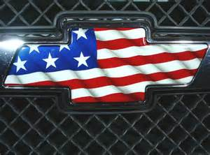 image for chevy logo with american flag stuff to buy