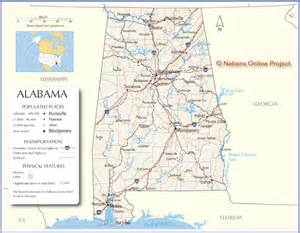 state map with cities and counties state maps interactive alabama
