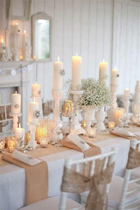 Tischdeko Hochzeit Winter by Tischdekoration Hochzeit 88 Einzigartige Ideen F 252 R Ihr