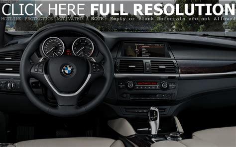 interior bmw x6 bmw x6 interior free car wallpapers hd