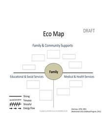 ecomap template doc 585420 ecomap template ecomap template 17 free
