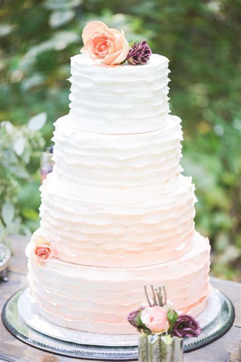Hochzeitstorte Ombre by 26 Oh So Pretty Ombre Wedding Cake Ideas
