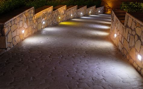 Path Lights by 15 Stylish Landscape Lighting Ideas Garden Club