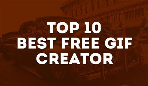 best gif creator best gif maker software for windows and mac