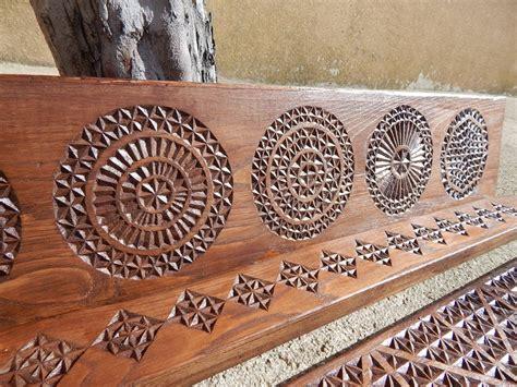cenefas de madera para paredes cenefas talladas en madera
