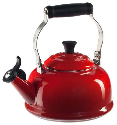 le retro classic whistling kettle traditional kettles by le