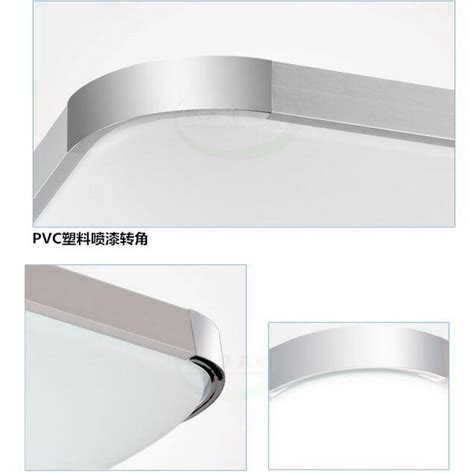 Lu Led Plafon Slim 48w 65x43cm lu led plafon slim 48w 65x43cm white gold jakartanotebook