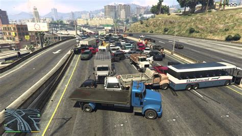 Jam Grand Max By Autoshop grand theft auto v traffic jam