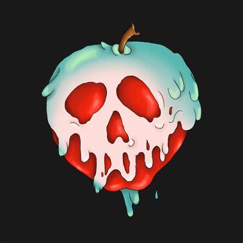 Apple Snow White poisoned apple snow white t shirt teepublic