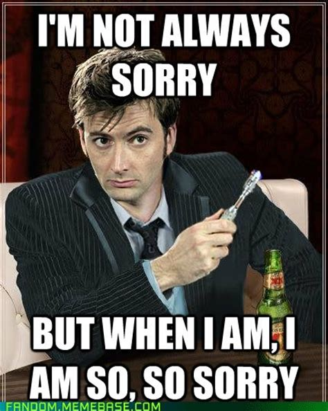 Who Knew Meme - image 273811 doctor who know your meme