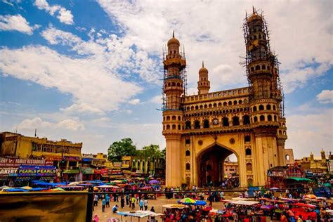 hyderabad tourism  india top places food