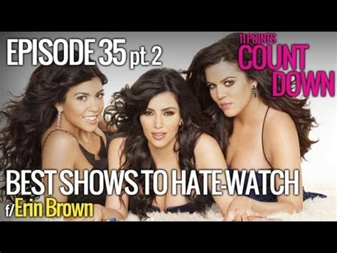 Hates The Droopy Part And The Brown Part by Erin Brown 11 Favorite Tv Shows To Part 2