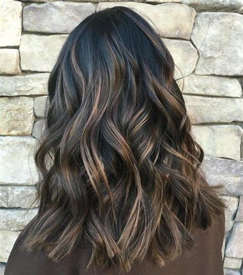 what color low lights look good with white grey hair best 25 black hair with highlights ideas on pinterest