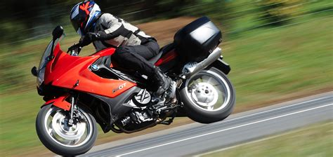Touring Motorrad by Middleweight Sport Touring Motorcycles