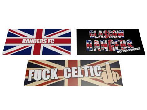 Rangers Stickers