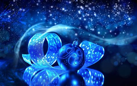 christmas wallpapers with blue lights free blue background pixelstalk net