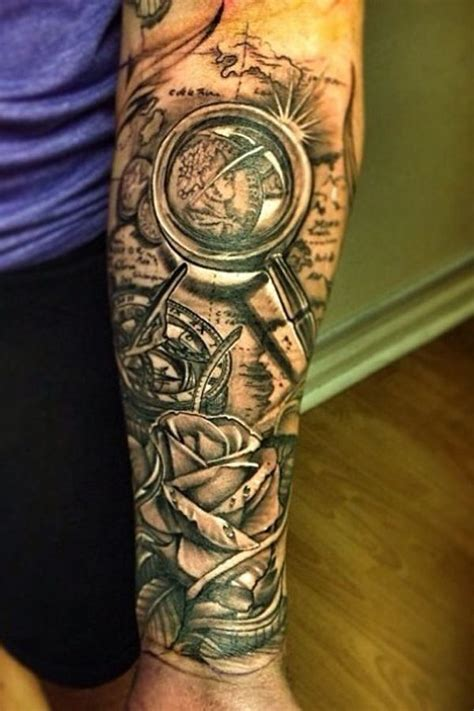 half sleeve tattoo designs for men forearm 17 best ideas about tattoos designs on