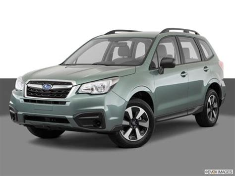 Subaru Forester Kbb by Subaru Forester Pricing Ratings Reviews Kelley Blue Book