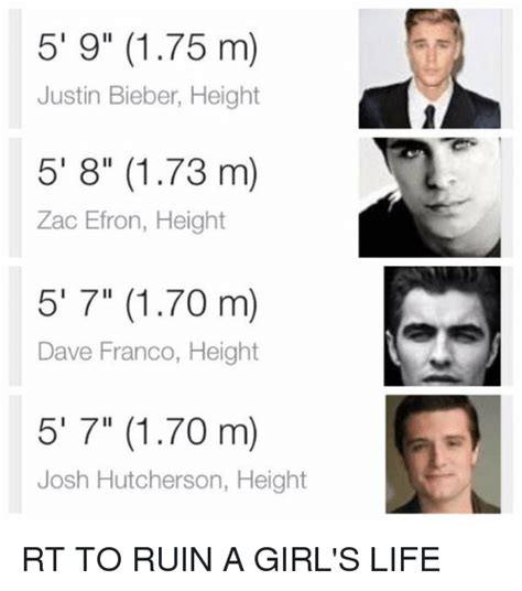meme height who are taller than 5 6