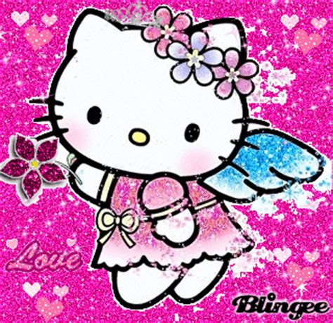hello kitty pink picture 130481140 blingee com hello kitty fairy picture 91766263 blingee com