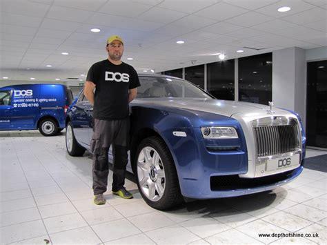Baby Blue Rolls Royce by Rolls Royce Ghost Baby Blue Teamspeed