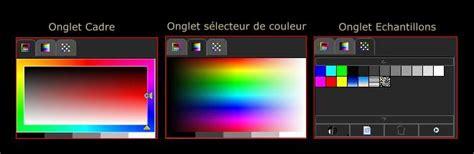 palette de style