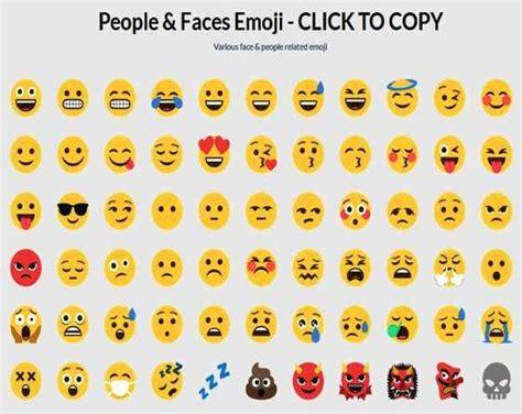 Emoji Copy And Paste Http Www Emojicool Copy Paste Emoji List Of All