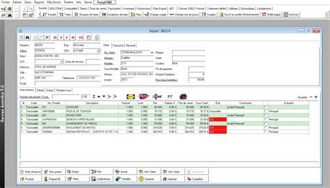 logiciel garage automobile gratuit logiciel de gestion atelier m 233 canique servex activit 233