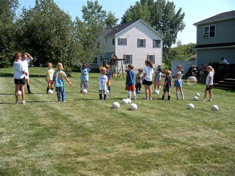 soccer backyard triyae com soccer backyard drills various design