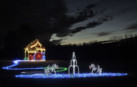 tanglewood turns on the lights for the holidays local