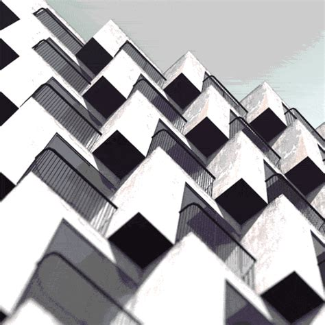 white pattern gif black and white architecture gif by doze studio find