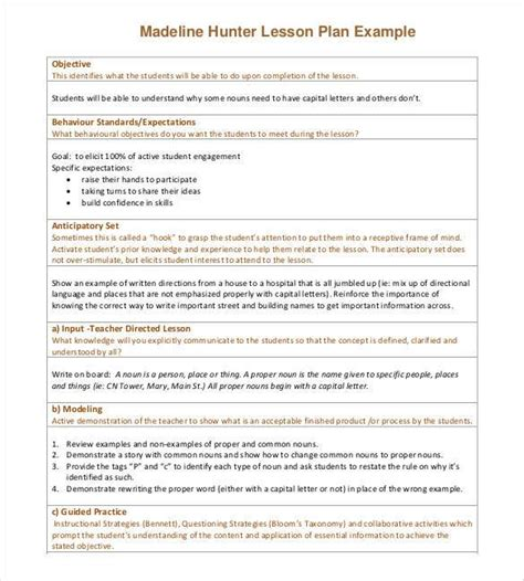 language arts themes exles lesson plan template 60 free word excel pdf format